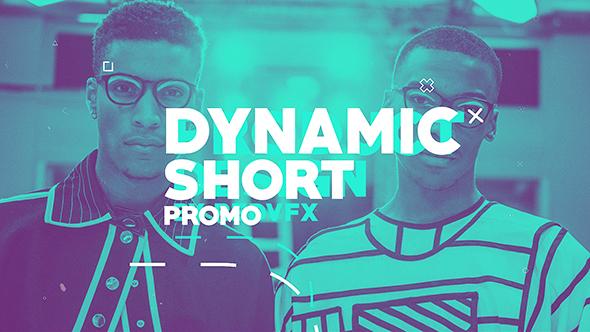 VideoHive Dynamic Short Promo 21208896