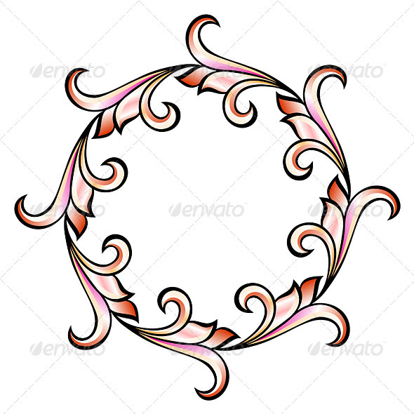 Flora Design - Backgrounds Decorative