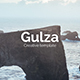 Gulza Creative Powerpoint Template