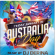 Australia Day Flyer Template - GraphicRiver Item for Sale