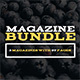 Magazine Bundle Vol.2 - GraphicRiver Item for Sale