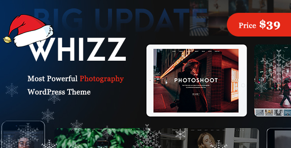Photography | Whizz Photography WordPress for photography - Photography Creative