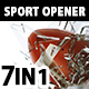 Fast Sport Ball Opener 7in1 - VideoHive Item for Sale