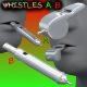 Whistles FBX_OBJ - 3DOcean Item for Sale