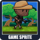 The Adventurer 2D Game Character Sprite - GraphicRiver Item for Sale