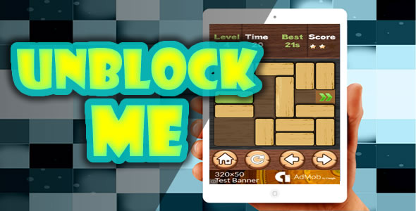 CodeCanyon Unblock Me Admob & Chartboost & iAp 21210989