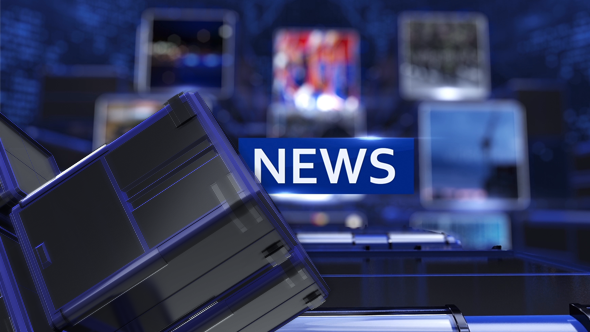 VideoHive News Broadcast Packages 21194174