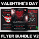 Valentines Day Flyer Bundle V2 - GraphicRiver Item for Sale