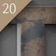 20 3D Text Styles D_50