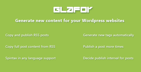 Glafor Free Download | Nulled