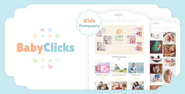 Baby Photographer | Kids, Child Photographers Theme - Photography Creative