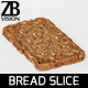 Bread Slice 001