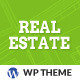 Real Estate - Responsive Real Estate Theme - ThemeForest Item for Sale