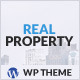Real Property - Responsive Realestate WP Theme