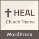 Heal Charity WordPress