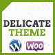Delicate - Responsive Multipurpose HTML5 Template - ThemeForest Item for Sale