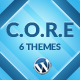 Core One - Multipurpose One Page Theme - ThemeForest Item for Sale