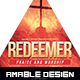 Redeemer Church Flyer - GraphicRiver Item for Sale