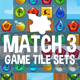 Match 3 Tile Sets