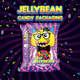 Jelly Bean Candy Packaging - GraphicRiver Item for Sale