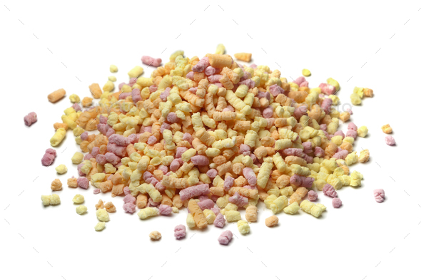 Heap pf colored sprinkles - Stock Photo - Images