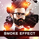 Smoke Photo Template