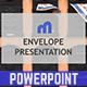 Envelope Presentation Template - GraphicRiver Item for Sale