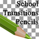 School Transitions Pencils - VideoHive Item for Sale