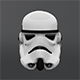 Stormtrooper 3D Moldes - 3DOcean Item for Sale