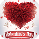 Valentines Day Flyer Template - GraphicRiver Item for Sale