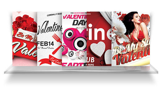 Valentine Flyer Collection