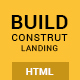 Build Construct - One Page Construction HTML Template - ThemeForest Item for Sale