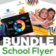 Education | School | Admission Flyers Bundle