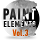 Paint Elements Vol.3 - Drips & Drops - VideoHive Item for Sale