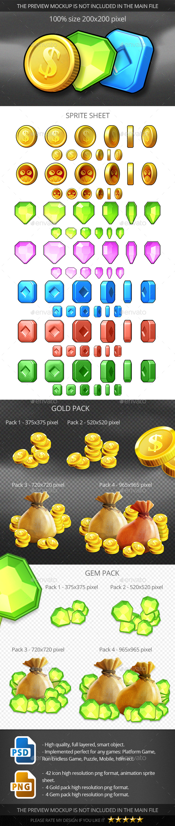 Coins Icons Pack