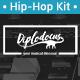 The Urban Street Hip-Hop Beat Music Kit