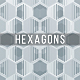 Hexagons Corporate Backgrounds - GraphicRiver Item for Sale