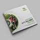 Garden Square Bi-Fold Brochure