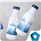 Milk Bottle V.1 - GraphicRiver Item for Sale