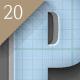 20 3D Text Styles D_51