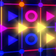 Dance Floor Neon Colorful - VideoHive Item for Sale