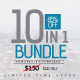 Bundle 10 in 1 Powerpoint Template - GraphicRiver Item for Sale