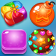 Candy Match 3 Game Assets