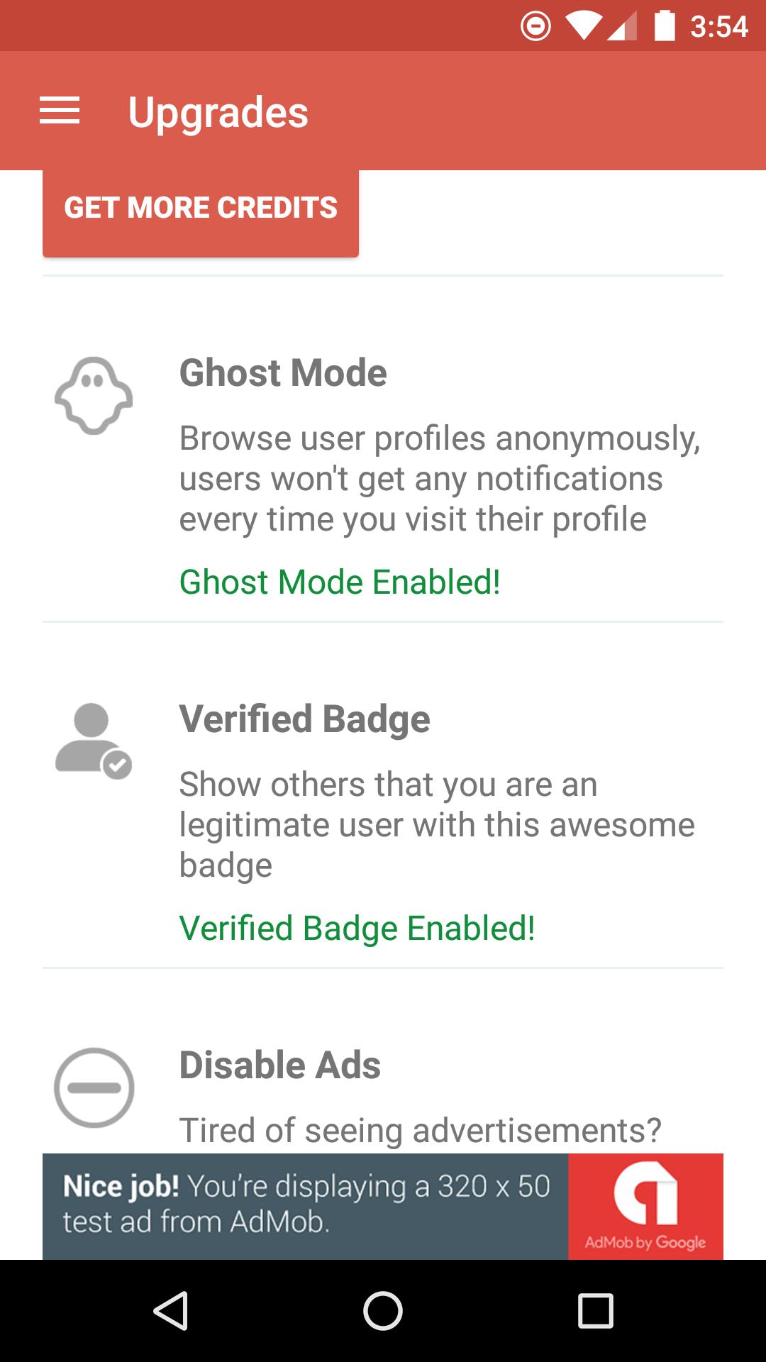 dejting app java