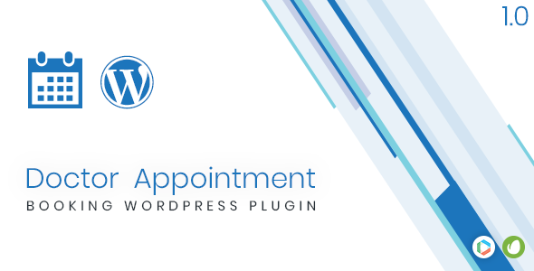 CodeCanyon Doctor Appointment Booking Wordpress Plugin 21215314