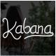 Kabana - Monoline Font