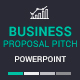 Business Proposal Pitch Powerpoint Template