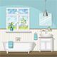 Modern Bathroom - GraphicRiver Item for Sale