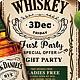 Whiskey Flyer