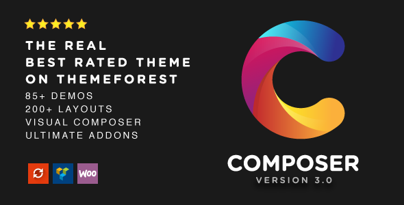 Composer - Responsive Multi-Purpose High-Performance WordPress Theme - Business Corporate
